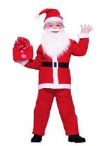 Child's Santa Costume