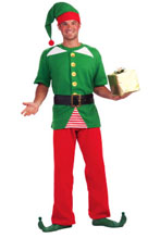 Jolly Elf Outfit