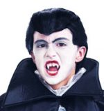 Children's Scary Costume Accessories Ghost, Witch, Devil, Horror, Vampire, & Zombie