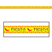 Fiesta Plastic Party Tape