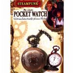 Steampunk Pocket Watch (non-functioning)