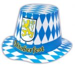 Oktoberfest Cardboard Top Hat