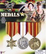 Military Medal Set