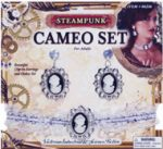 Cameo Earrings and Choker Set