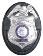 Badge-Special Police CSI Authentic looking