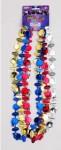 Football & Helmet Bead Necklaces