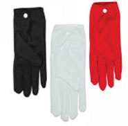 Deluxe Nylon Gloves with Snap