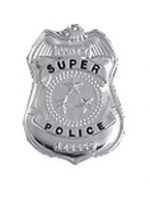 "3"" Costume ""Super Police"" Badge"