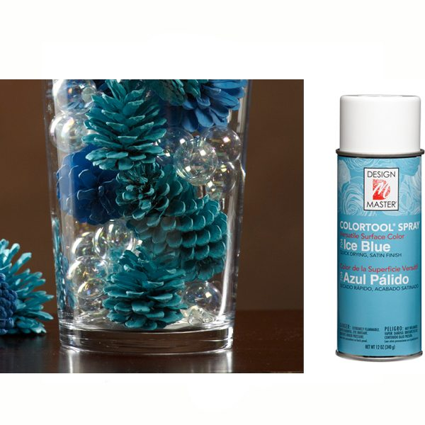 Ice Blue Design Master Spray Paint