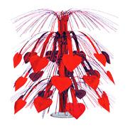 Red Heart Centerpiece Valentine Love