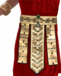 Costume Deluxe Fabric Egyptian Belt w/ Apron
