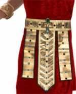 Costume Deluxe Fabric Egyptian Belt with Ankh