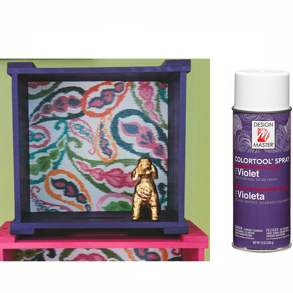 Violet Design Master Spray Paint