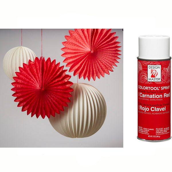 Carnation Red Design Master Spray Paint