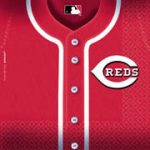 Cincinnati Reds Lunch Napkins - 36 count