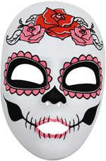 Day of the Dead Mask - full face