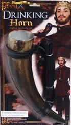 Drinking Horn Medieval, Renaissance, or hunter