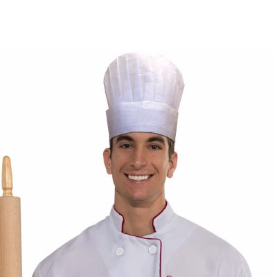 Adult Size Paper Chef Hat