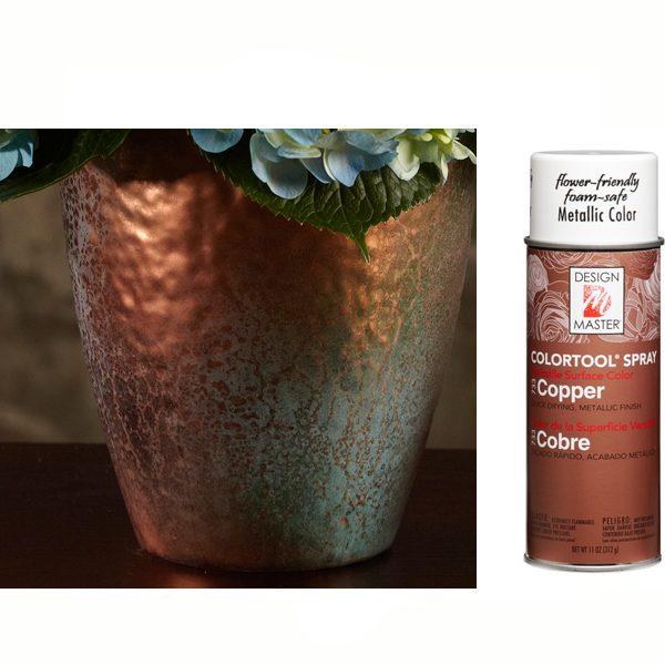 Copper Design Master Spray Paint