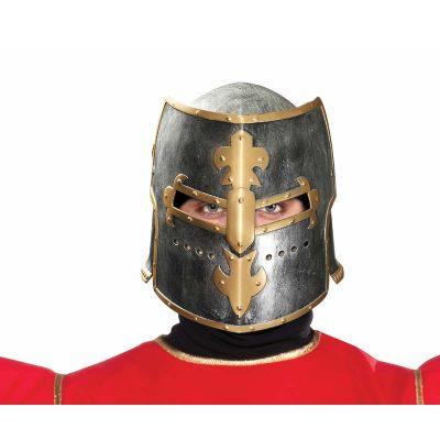 Plastic Medieval Knight Helmet