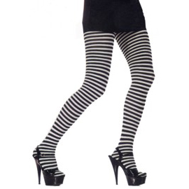 Striped Tights - Available in 13 color combinations