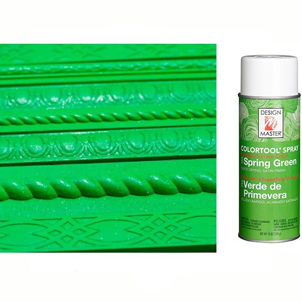 Spring Green Design Master Spray Paint