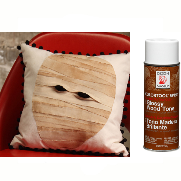 how to spray paint art the wood saw
