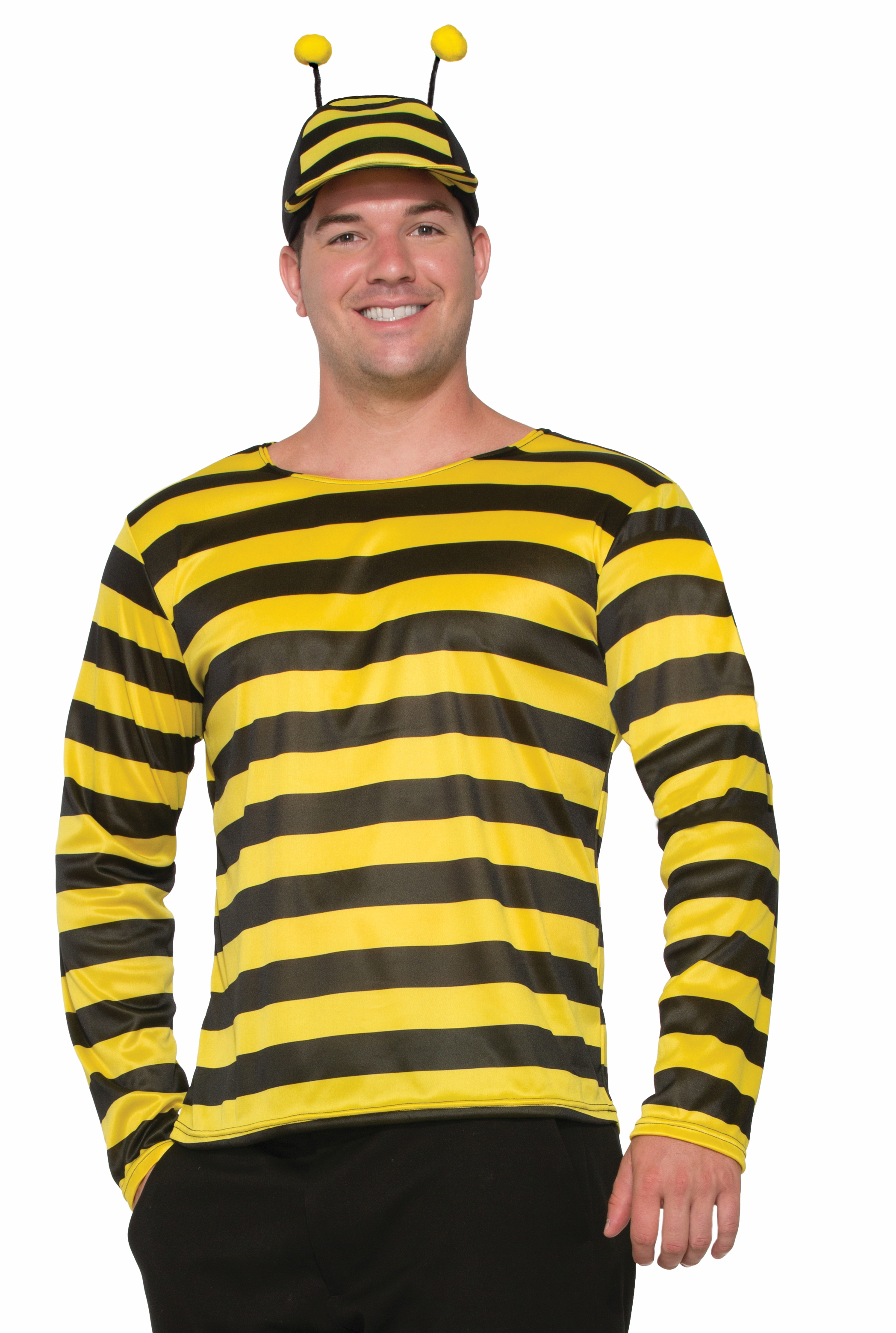 2193c55ba2 Buy Yellow Black Striped Bumble Bee Shirt - Cappel's