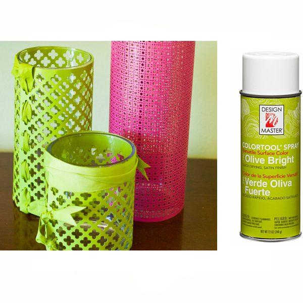 Olive Bright Design Master Spray Paint