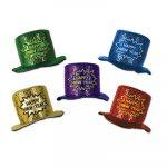 Glitz 'N Gleam Happy New Year Top Hats