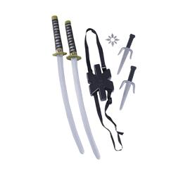 Ninja Swords Knives Holster Set