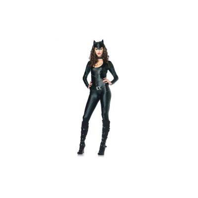 Frisky Feline Cat Suit Halloween Costume