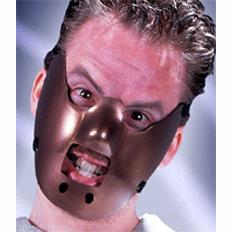 Silence Of the Lambs maximum restraint mask