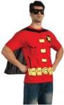 Robin T-Shirt w/ Cape & Mask