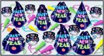 New Year's Eve Decor & Party Supplies
