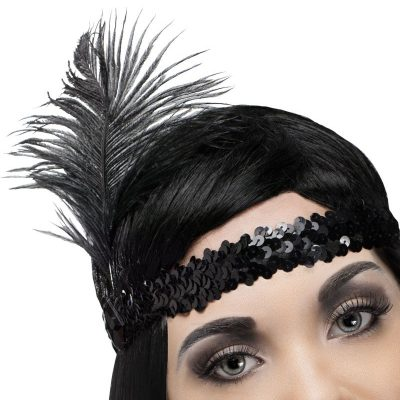 1920s, Flappers & Gangsters of Roaring 20s Themed Accessories