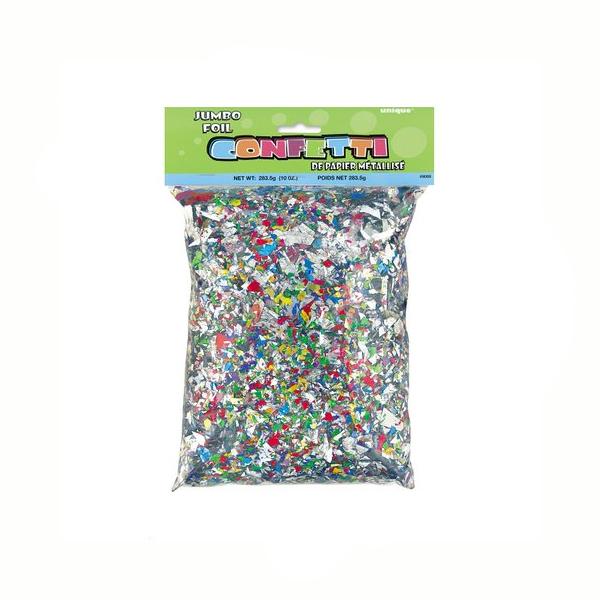 jumbo foil confetti flakes