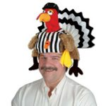 Referee Turkey Hat