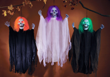 Glow Light-up Hanging 36 Inch Reaper
