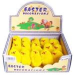 Yellow Chenille Chicks