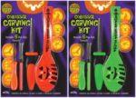 Halloween Pumpkin Collosal Carving Set & Stencils