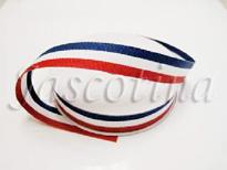 Grosgrain Ribbon - Red/White/Blue