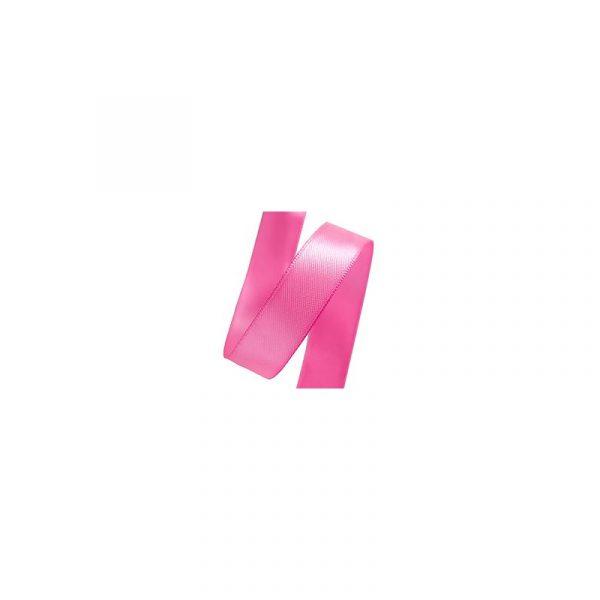 Hot Pink Double Face Satin Ribbon
