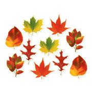Mini Fall Leaves Cutouts