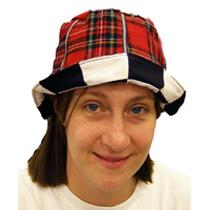 Reversible punk hat