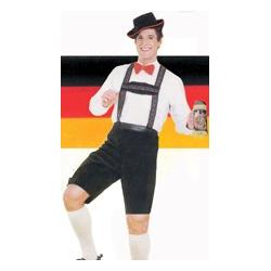 Menu0027s Lederhosen Beer Garden Costume  sc 1 st  Cappelu0027s & Hansel Lederhosen Costume