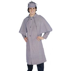 Sherlock Holmes Detective Costume