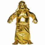 Golden Buddah Costume