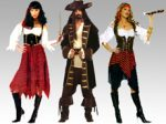 High Seas Pirate & Friends
