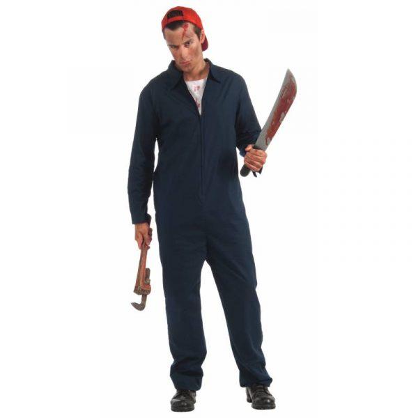 Deranged Mechanic - Michael Myers Costume